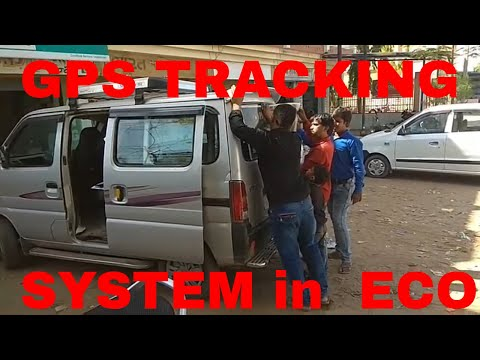 GPS TRACKING INFORMATION SYSTEM in our ECO