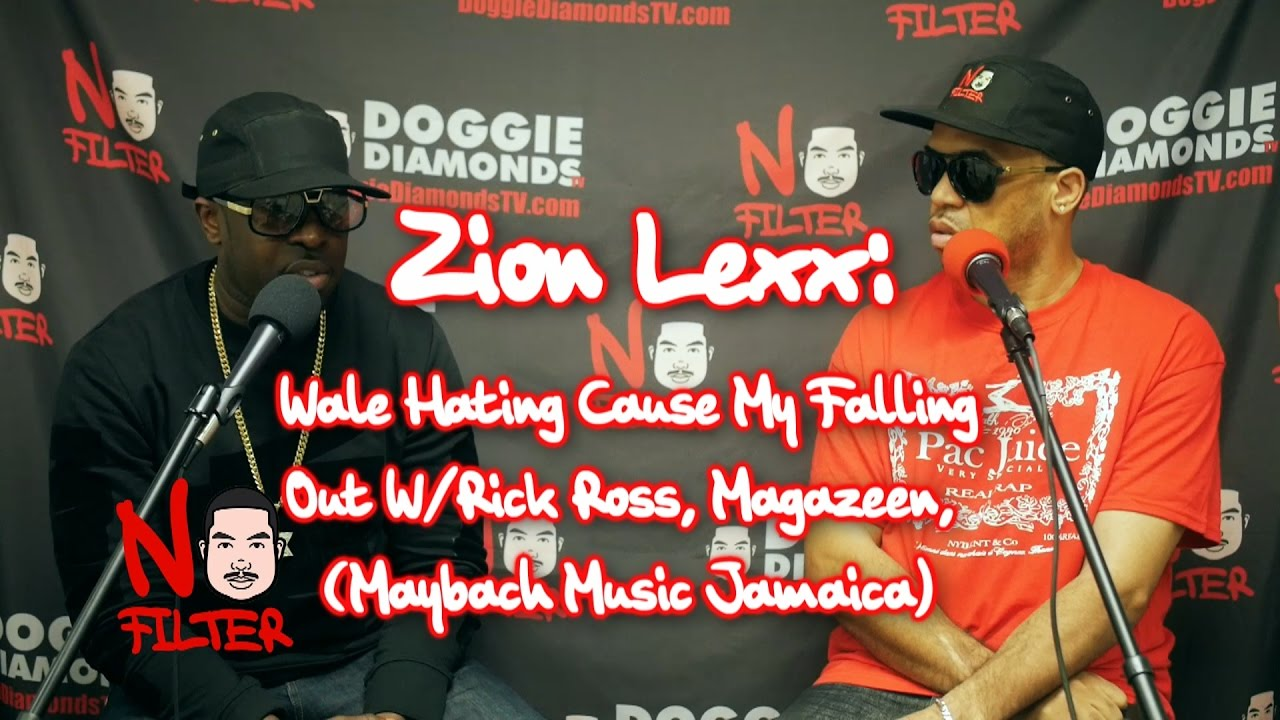 Zion Lexx Says Wale Hating Cause His Falling Out with Rick Ross & Magazeen (Maybach Music Jamaica)