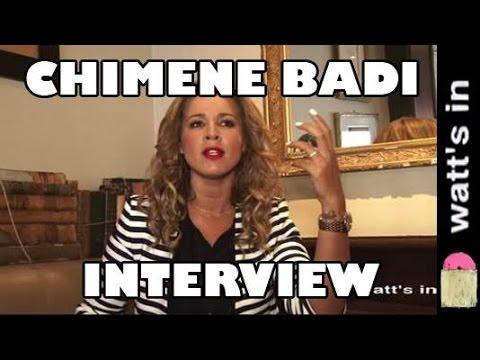 Chimène Badi : Elle Vit Interview Exclu