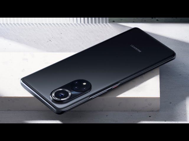 Ecco Huawei Nova 9 - hands-on
