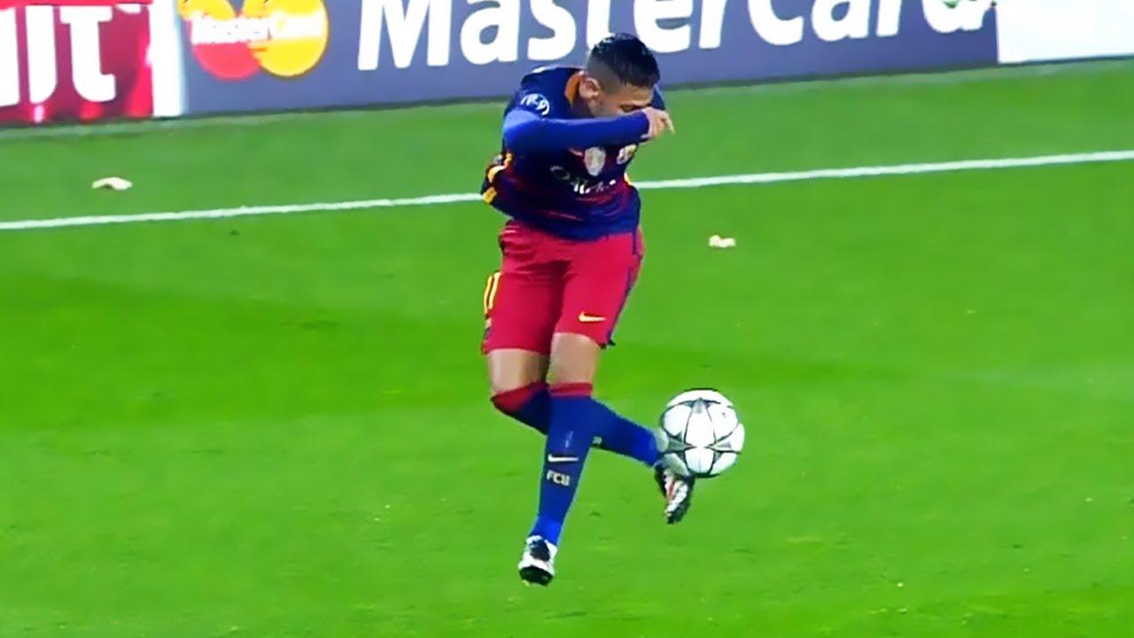 Смотреть футбольные финты неймара