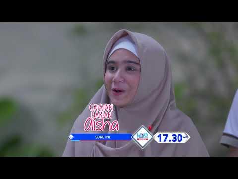 "RCTI Promo Layar Drama Indonesia ""CATATAN HARIAN AISHA"" Episode 53"