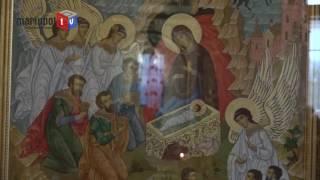 Свято-Покровский храм села Боевое приглашает на Рождественскую службу