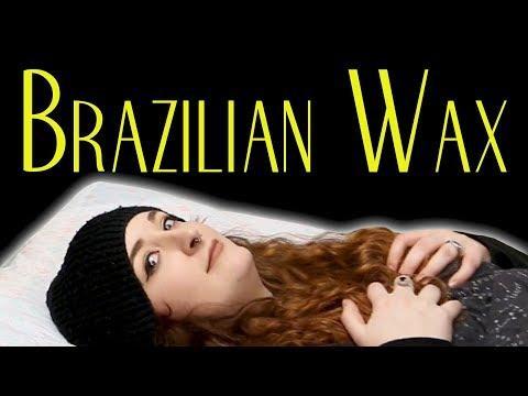 My First Time  Brazilian Wax
