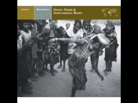Various Artists - Hausa Folk Music from the 50's (Audio)