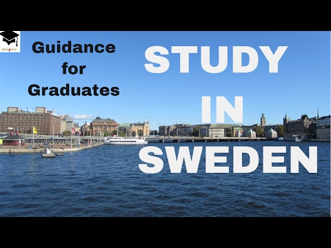 Study in Sweden, Study Masters in Sweden, Study in Europe, T