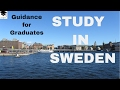 Study in Sweden, Study Masters in Sweden, Study in Europe, Top 10 Universities in Sweden,