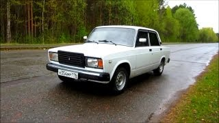 2008 Lada Vaz 2107. In Depth Tour, Test Drive.