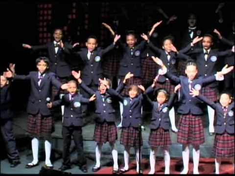Detroit State of Mind: Detroit Academy of Arts and Sciences Choir at TEDxEMU