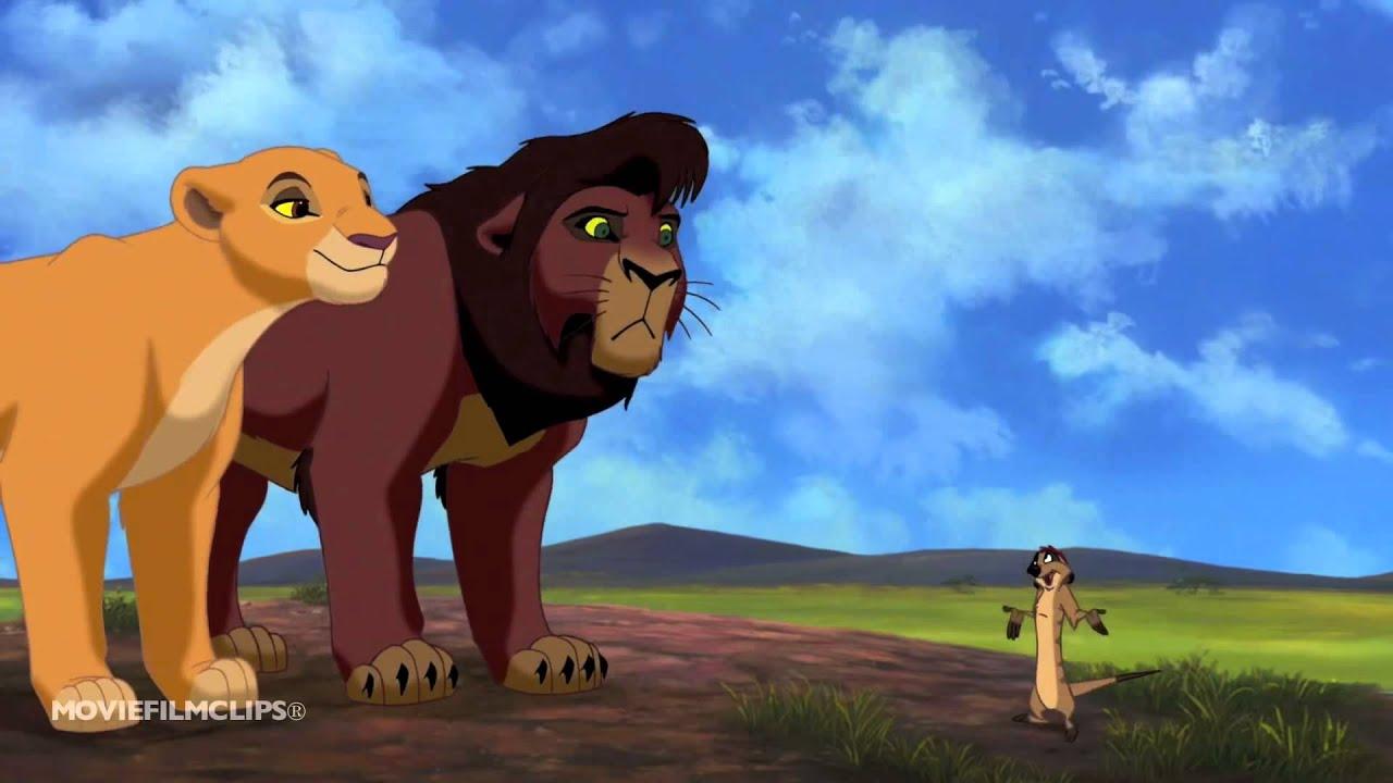 Lion King 2 Simba S Pride Kiara S Haunting Lesson Hd Youtube