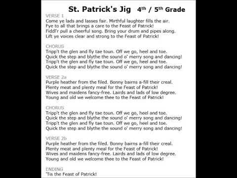 St Patrick's Jig