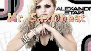 Mr Saxobeat - in the style of Alexandra Stan - a Midi Hits backing track