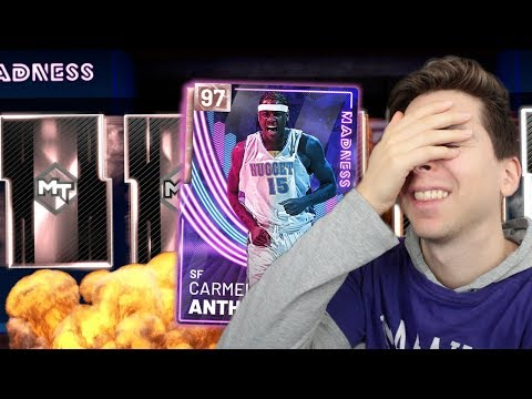 I Pulled *3* PINK DIAMONDS out of March Madness Packs! NBA 2K19 Pack Opening thumbnail