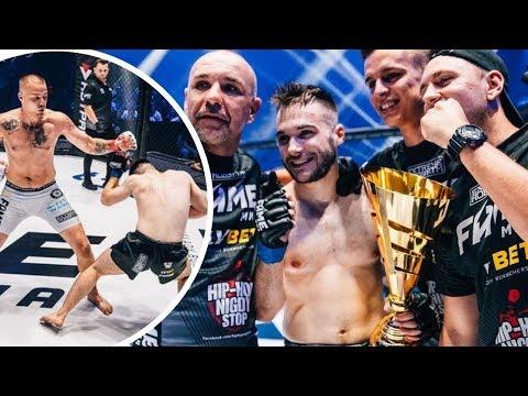 FAME MMA 4: FILIPEK POKONUJE TOMBA NA PEŁNYM DYSTANSIE | WYWIAD PO WALCE