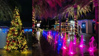 WALTER PLANTZ SQUARE Christmas Edition | Places to go in St. Maarten |Vlogmas Day 12 |Caracolabella