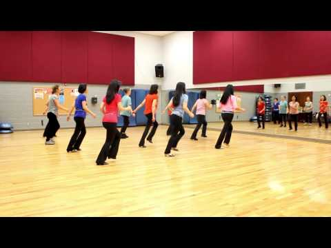 Whistle While You Work It - Line Dance (Dance & Teach in English & 中文)