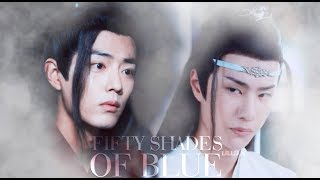 「Fifty Shades of Blue」《The Untamed》【王一博-肖战】Crazy in love