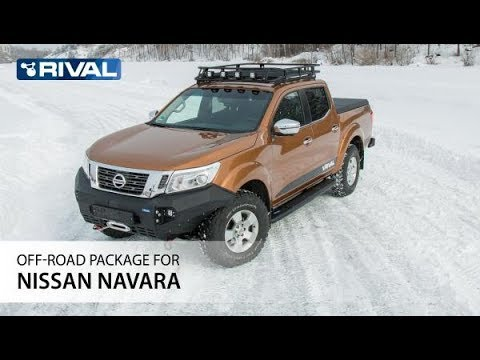 RIVAL 4x4 Accessories Nissan Navara