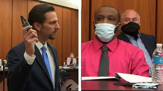 'It was cold-blooded': Prosecution closing argument in Nathaniel Rowland Trial