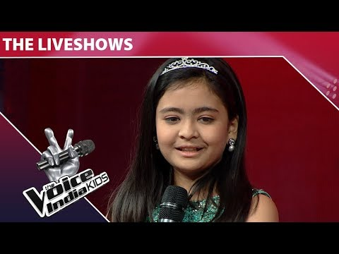 Shekinah Performs On Tum Jo Mil Gaye Ho | The Voice India Kids | Grand Finale