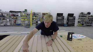 Building my woodshop #3: Drawer dado jig.