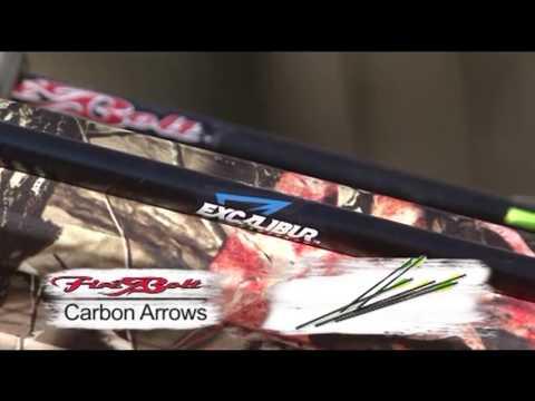 Excalibur Firebolt Arrows