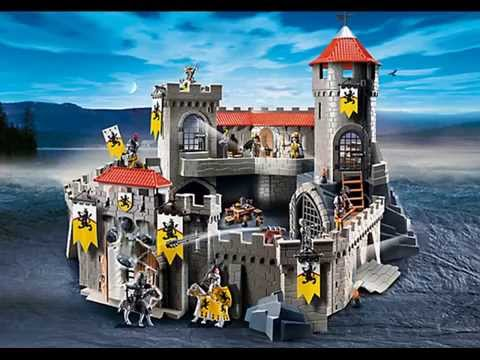 pr sentation collection playmobil 2014 les chevaliers. Black Bedroom Furniture Sets. Home Design Ideas