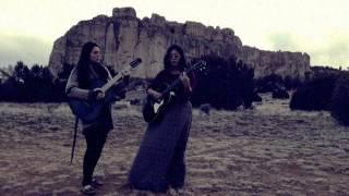"""Dark Clouds"" Evil J & Saint Cecilia | El Morro National Monument - Ramah, New Mexico"