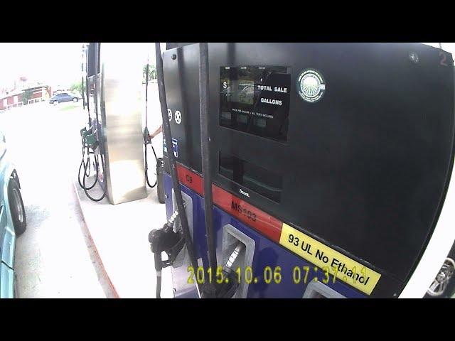 [番外編]アメリカのガソリンスタンド その4