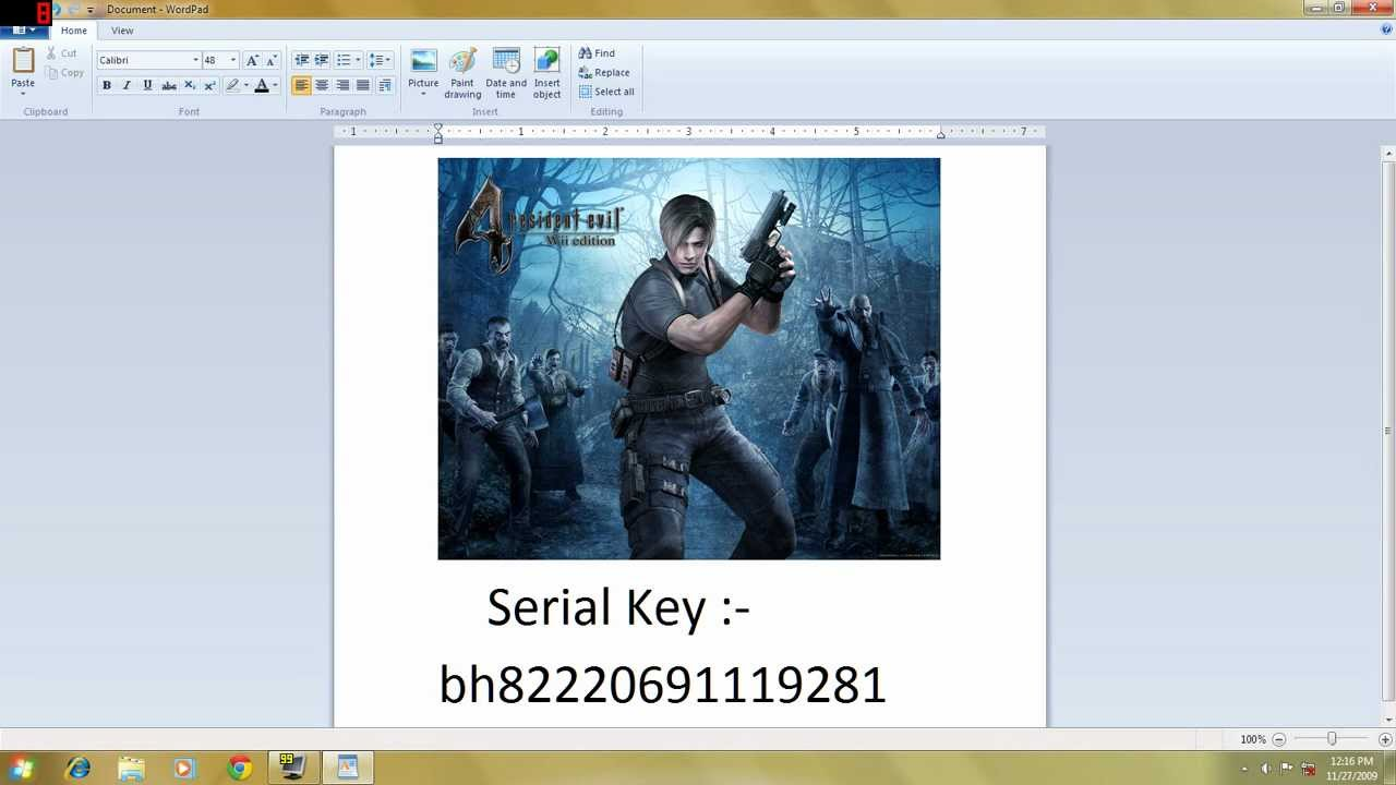 How To CD Install Resident Evil 4 PC - YouTube
