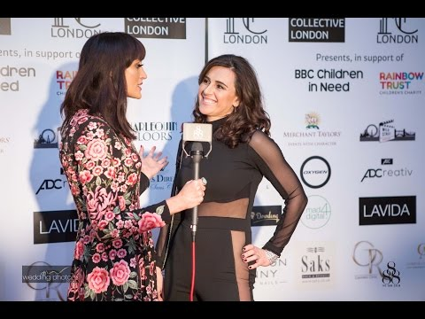 #888celebrities - Red Carpet - Interview with Aleksandra King
