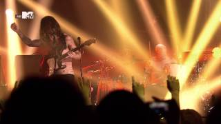 Biffy Clyro - That Golden Rule - MTV EMA World Stage 2014