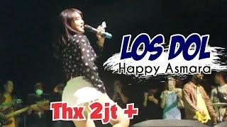 Download lagu Happy Asmara Pacarnya Denny Caknan? Los Dol - New Jhaneda - Alphabravo Enterprise Jogja MP3