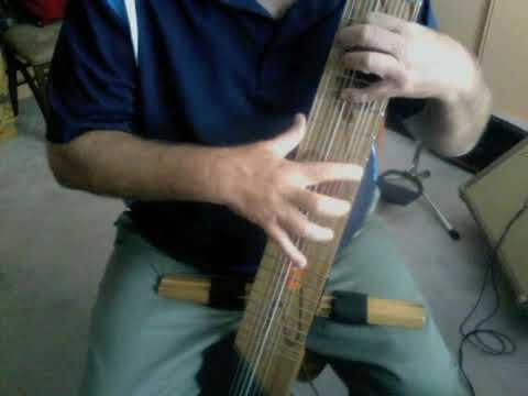 Chapman Stick Improvisation #7 (November 19, 2018) by Michael Kollwitz ℗&© 2018