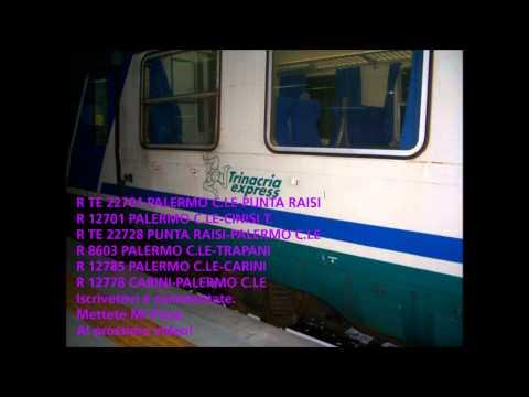 Annunci alla Stazione di Francia (Palermo)