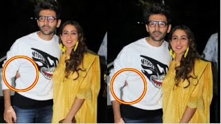 Baixar Sara Ali Khan HOLDING Kartik Aryaan Tight AT Airport| Sartik