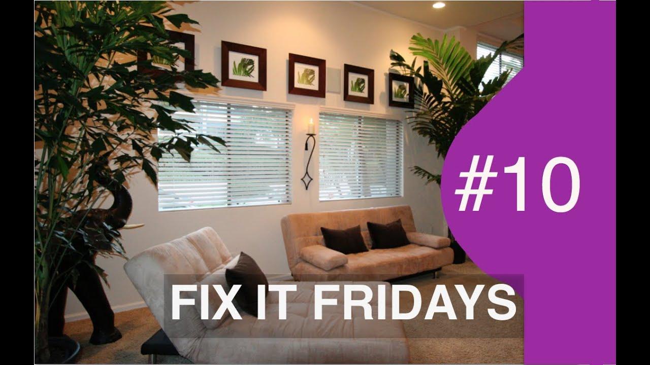 interior design for a living room. Interior Design  Living Room UPDATE for 500 Fix It Fridays 10 YouTube