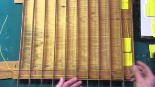 better way on how to run radiant heat pex under floor warming with transfer plates