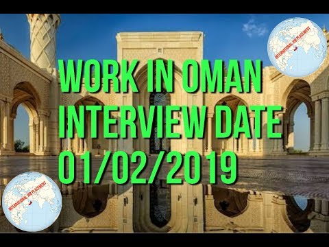 Job In Oman Country For Helpers And Engineer Salary Upto 85 To 1000OMR Apply Soon...