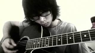Naruto - Sadness and Sorrow (Acoustic Guitar Cover) HD