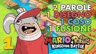 Mario + Rabbids - Kingdom Battle - 01- Peo Buono si libera... Per ora