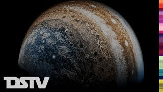 First 2017 JUNO Mission Science Updates