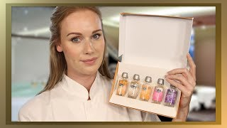ASMR SPA ROLE PLAY RELAXING MASSAGE