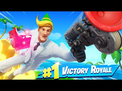 Fortnite Getaway is Back!