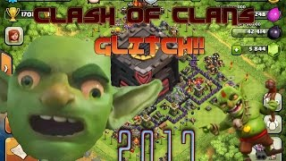 --2017-- {Clash of clans Donate glitch!} ?