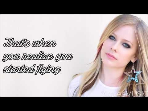 Avril Lavigne - Fly (Lyrics)