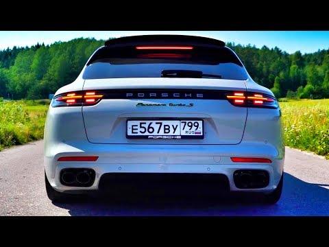 Царь на дороге! 680 л.с. PORSCHE Panamera Turbo S в тест-драйве от @m.ti в Санкт-Петербурге!