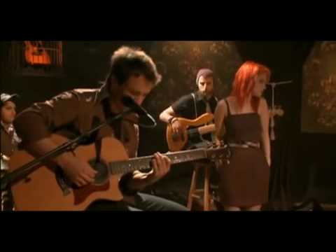 Paramore - Decode - Live In MTV Unplugged (HQ)