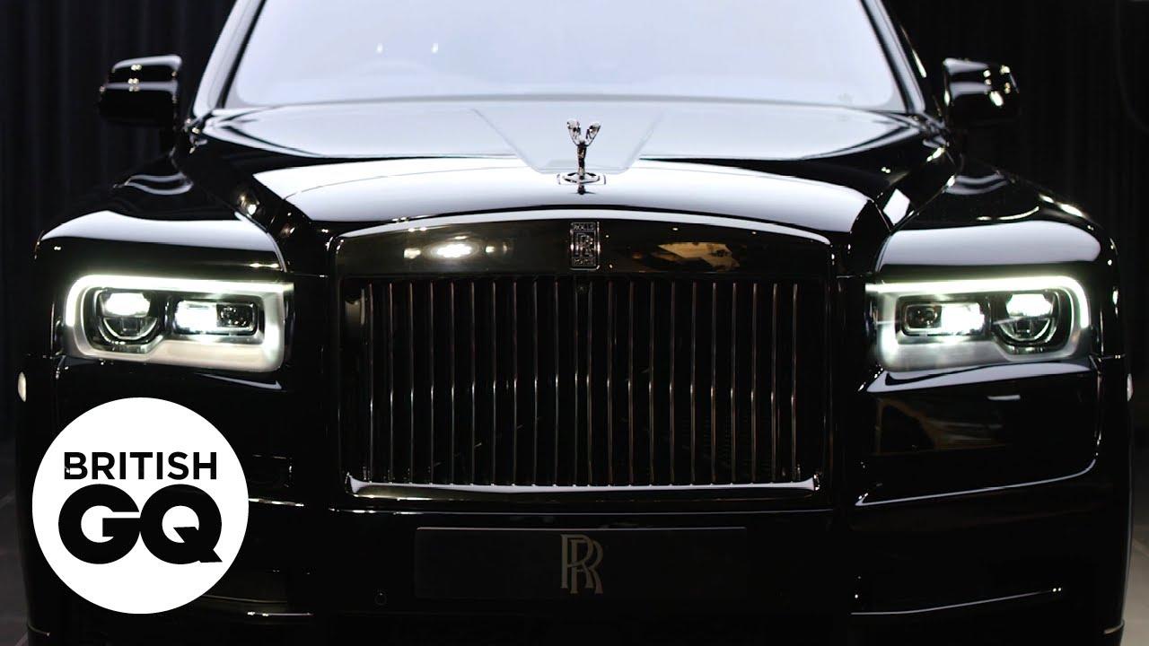 Rolls-Royce Cullinan Black Badge takes luxury to the dark side   British GQ