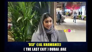 \'Dubai Shopping Festival\' in Al Khawaneej